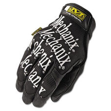 Mechanix Wear® The Original Work Gloves - Black - Medium