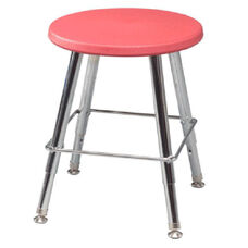 Millennium Series Adjustable Height Toddler Stool