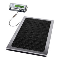 Durable Digital Scale - Bariatric or Veterinary - Stainless Steel