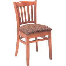 348 Side Chair with Upholstered Seat - Grade 2