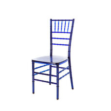 Mirage Cobalt Blue Chiavari Polycarbonate Chair