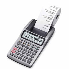 Casio Hr8Tmplus 12-Digit Printing Calculator