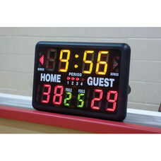 Portable Wireless Remote Scoreboard