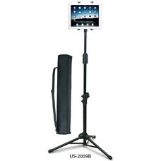 Universal Tablet Tripod Base ViewStand - Black