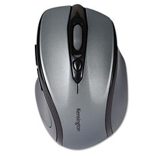 Kensington® Pro Fit Mid-Size Wireless Mouse - Right - Windows - Gray