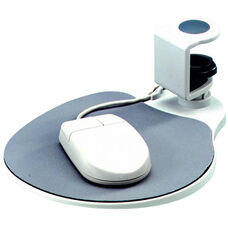 Under-Desk Mouse Platform - Platinum