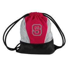 North Carolina State University Team Logo Spring Drawstring Backsack