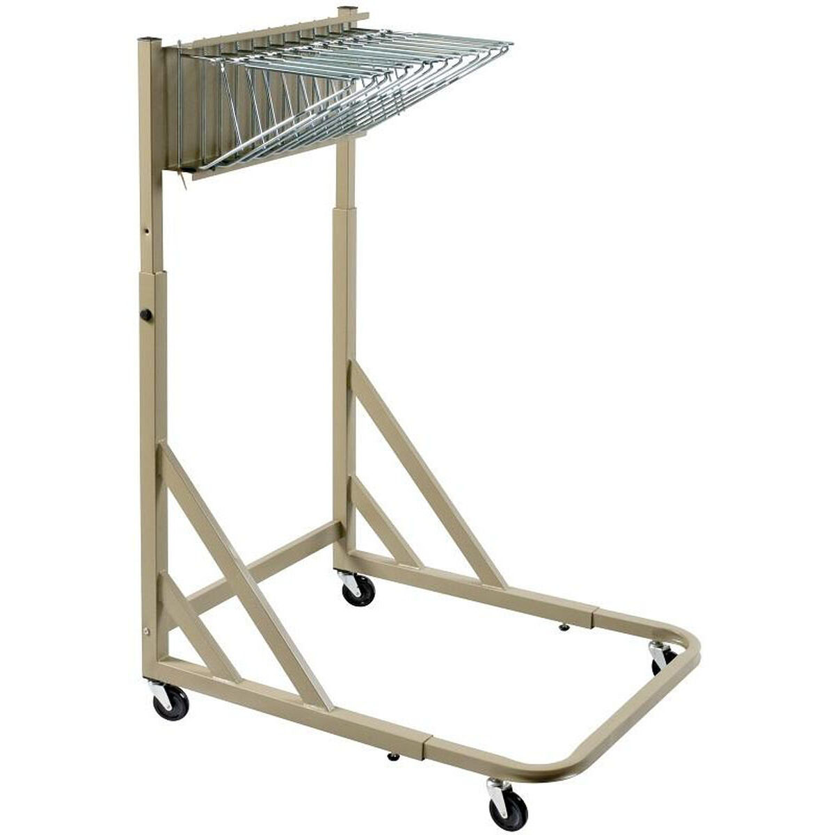 Our Mobile Pivot Steel Rack For Blueprints Is On Now