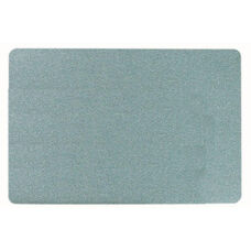 Ritz Deco Series Radius Blue Fabric Wrapped Bulletin Board - 48''H x 72''W