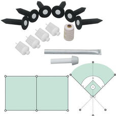Baseball Field Complete Lining Kit