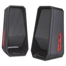 Compucessory 2.0 Multimedia Speaker System - Pack Of 2