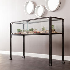 Terrarium Display Console