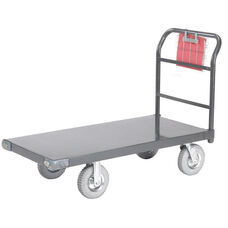 Steel Deck Truck With 5