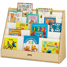 Flushback Pick-A-Book Stand - Wide