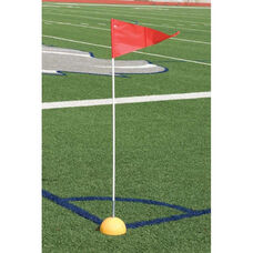 Official Soccer Corner Flag - Set of 4