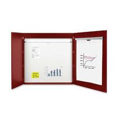 Bi-Silque 2 -Door Conference Cabinet - 2 -1/4