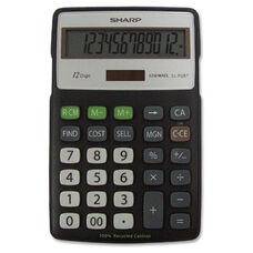 Sharp 12 Digit Calculator - 4 5/16