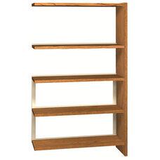 4-Shelf Bookcase Adder