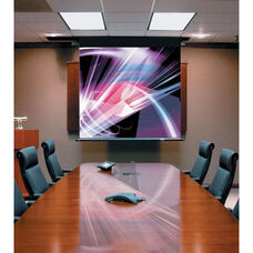 Aristocrat Electronically Operated Projection Screen - 120
