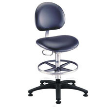 Millennium Series - Laboratory Stool - With Glides