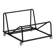 Sled Base Stack Chair Dolly