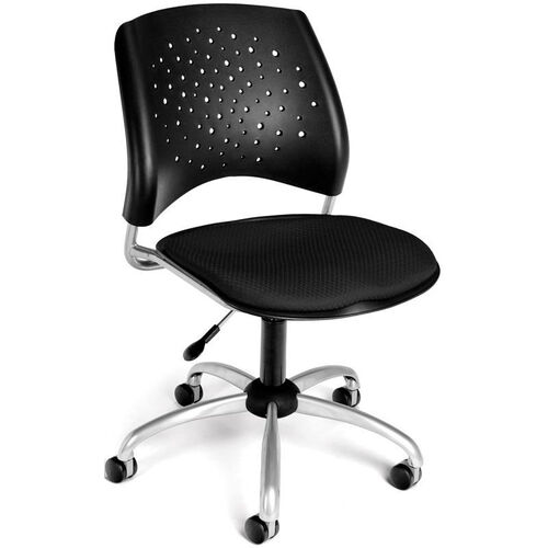Our Stars Swivel Chair - Black is on sale now.