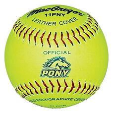 MacGregor® Pony® Approved Softballs - 1 Dozen