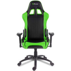 Verona Deluxe Gaming Chair - Green