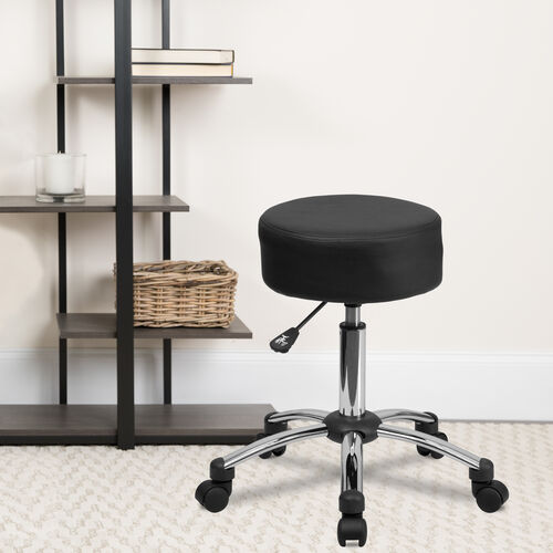 Our Medical Ergonomic Stool with Chrome Base is on sale now.