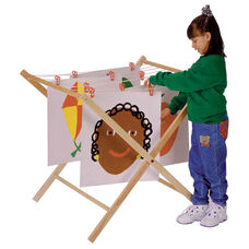 Paint Drying Rack with Ten 30