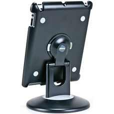 ViewStation for Various Generation iPads - Black Shell with Black and Gray Base