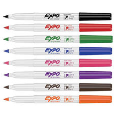 Sanford Brands Expo Ultra Fine Tip 8-Pk Dry Erase Markers - Pack Of 8