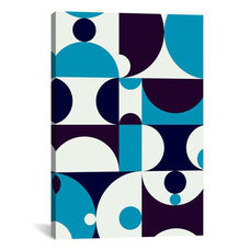 Radia I by Greg Mably Gallery Wrapped Canvas Artwork
