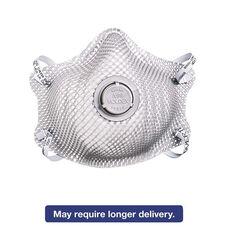 Moldex® N99 Premium Particulate Respirator - Half-Face Mask - Medium/Large - 10/Box