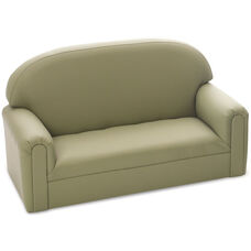 Just Like Home Enviro-Child Toddler Size Sofa - Sage - 34