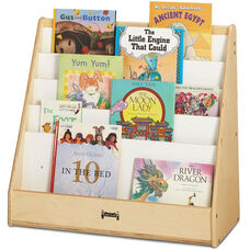 Flushback Pick-A-Book Stand