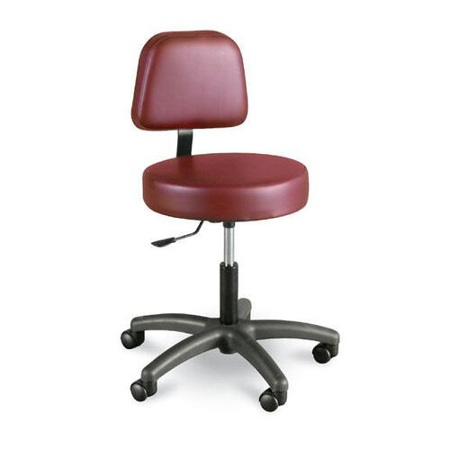 Our Gas Lift Stool With Back is on sale now.