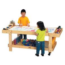 Creative Caddie Table - Art