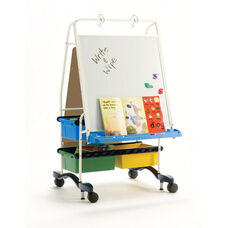 Regal™ Reading and Writing Center with Storage Tubs