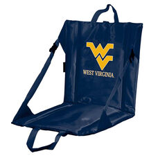 West Virginia University Team Logo Bi-Fold Stadium Seat