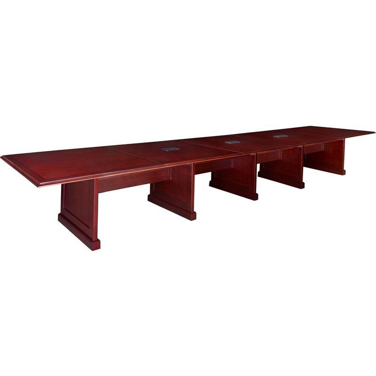 Conference Table With Power TVCTRCMH SchoolFurnitureLesscom - Conference table with power and data