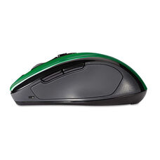 Kensington® Pro Fit Mid-Size Wireless Mouse - Right - Windows - Emerald Green