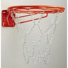 Front Mount Double-Rim Basketball Goal