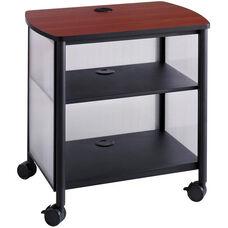 Impromptu® 26.25'' W x 21'' D Mobile Machine Stand - Black