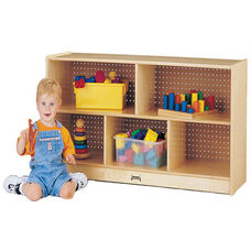 Toddler Single-Sided Mobile Storage Unit