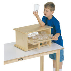 Garden / Specimen Lab with Removable Tray