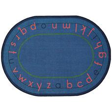 Montessori Alphabet Rug