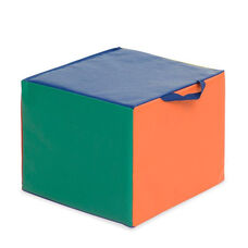 SoftZone® Adult Size Light Weight Carry Me Cube with Attached Handle - 16