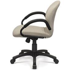 Desire Monoshell Task Chair with Low Backrest - Grade B