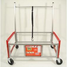 Steel Flagship Ergonomic Table Toter for Rectangular Folding Tables
